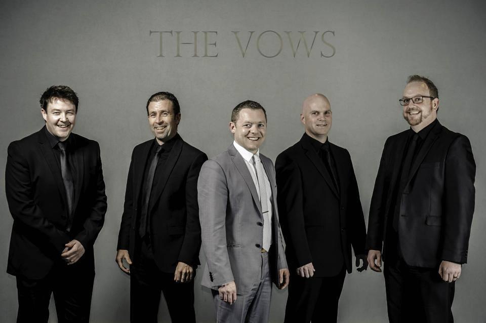 The Vows Wedding Band Ireland