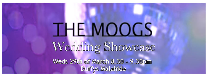 The Moogs Special Wedding Showcase