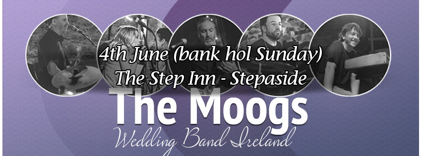 The Moogs - Live - Don't miss it!