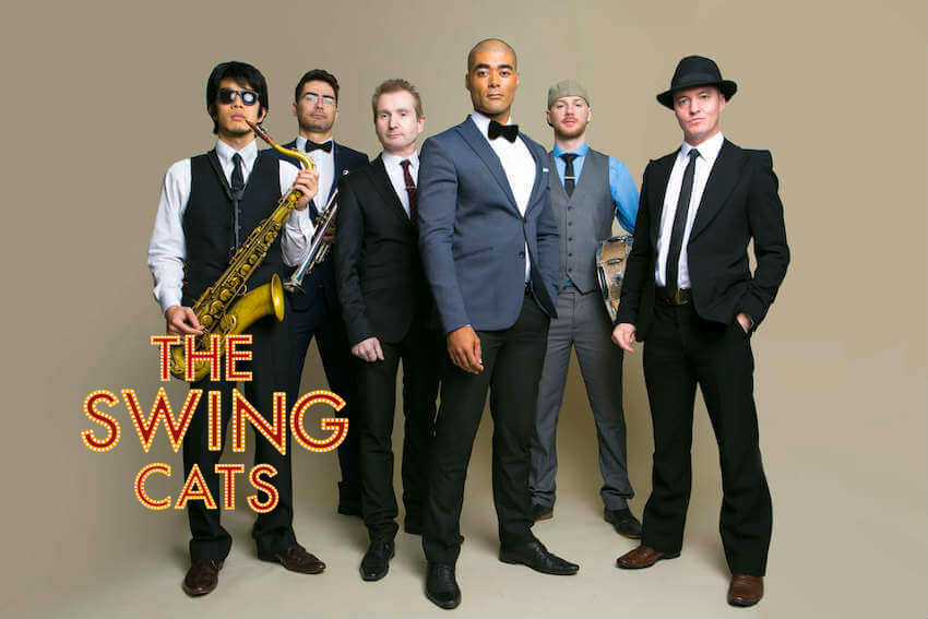 The Swing Cats Showcase Night The Graduate Bar Killiney Co Dublin